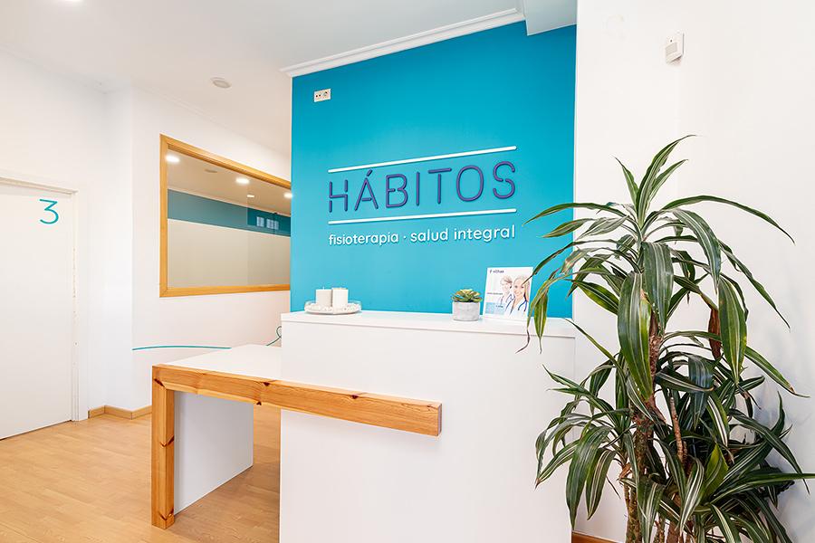 Recepción | Hábitos - Fisioterapia Vigo